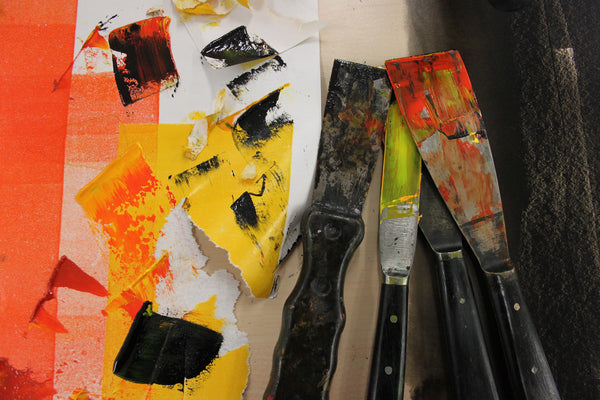 170907p|7th September - 12th October|Introduction to Print Six Week Evening Course