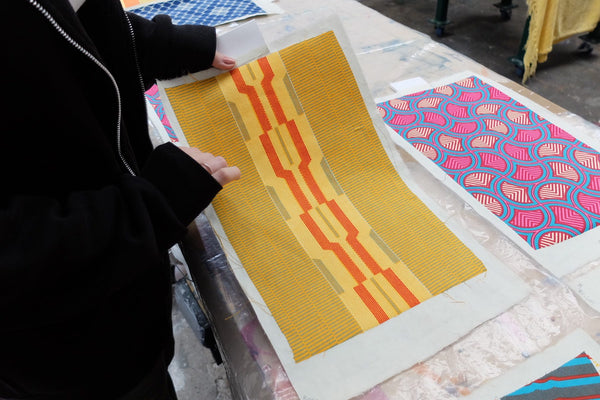 190723|23rd - 27th July|Japanese Paper Dyeing, Bookbinding and Box-making Summer School