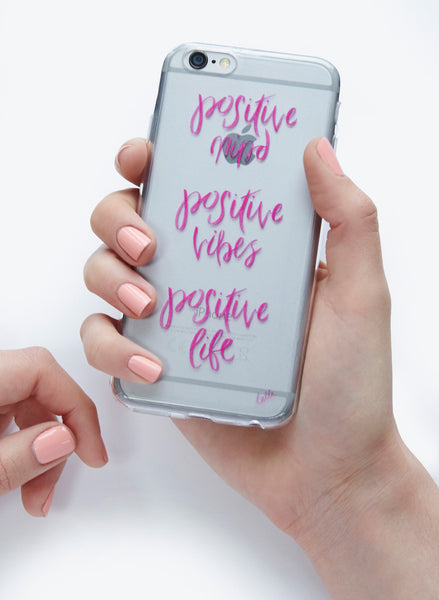 Positive Vibes - iPhone 6/6S Case