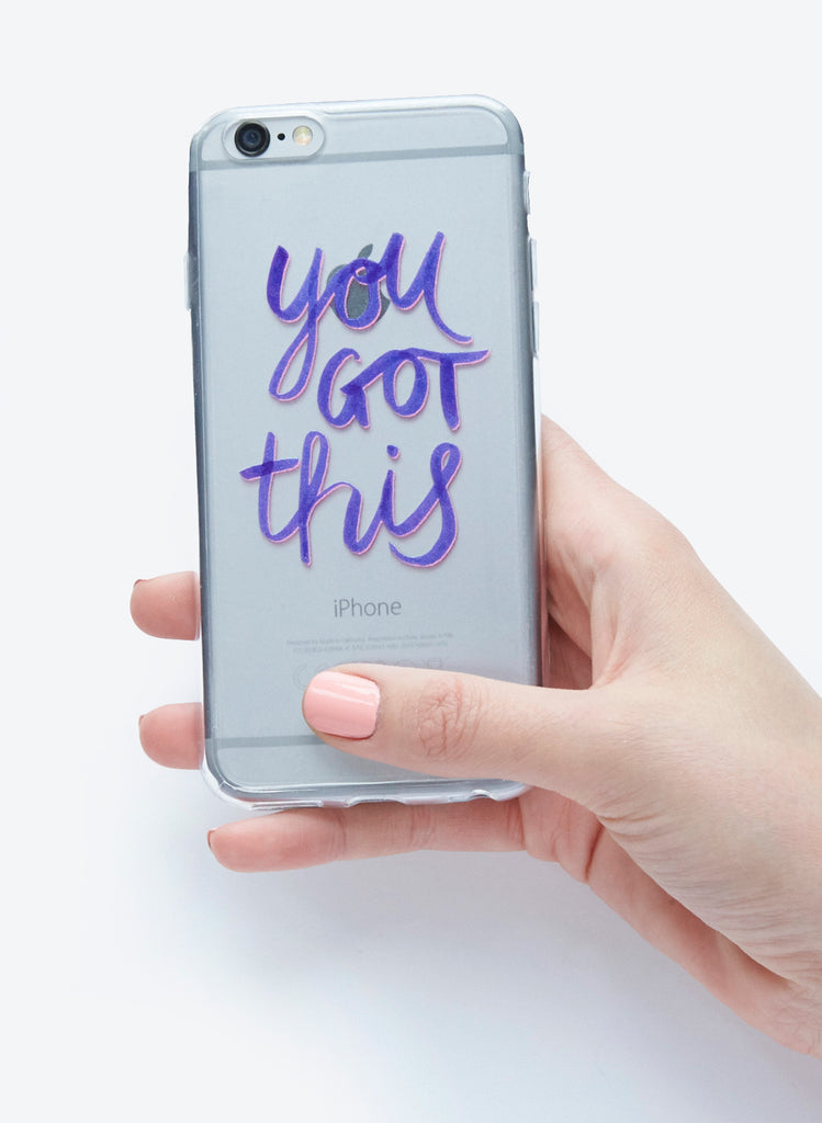 You Got This - iPhone 6/6S Case