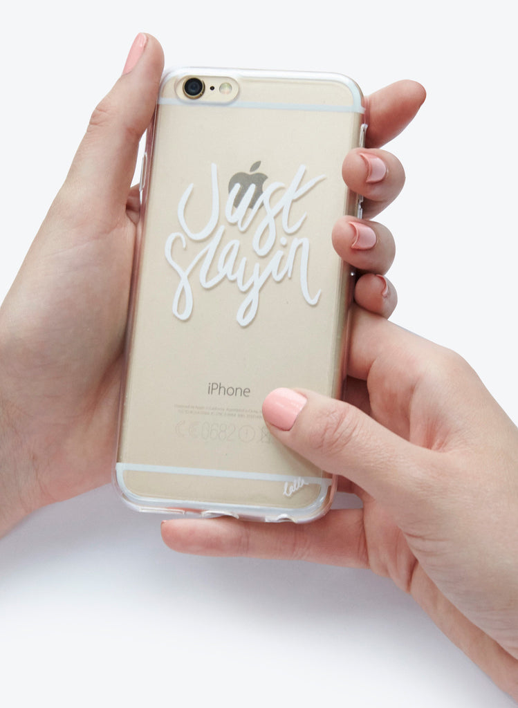 Just Slayin' - iPhone 6/6S Case