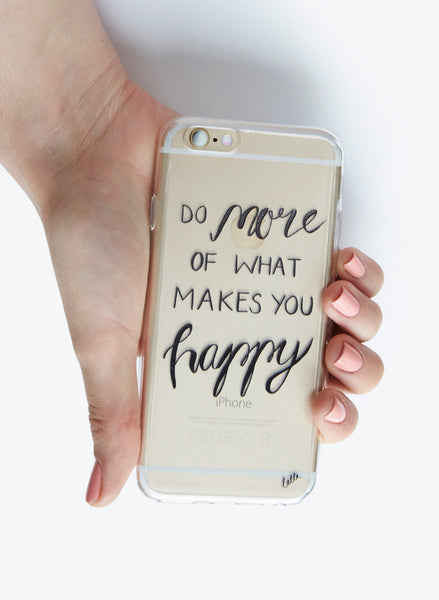 Do More Happy - iPhone 6/6S Case