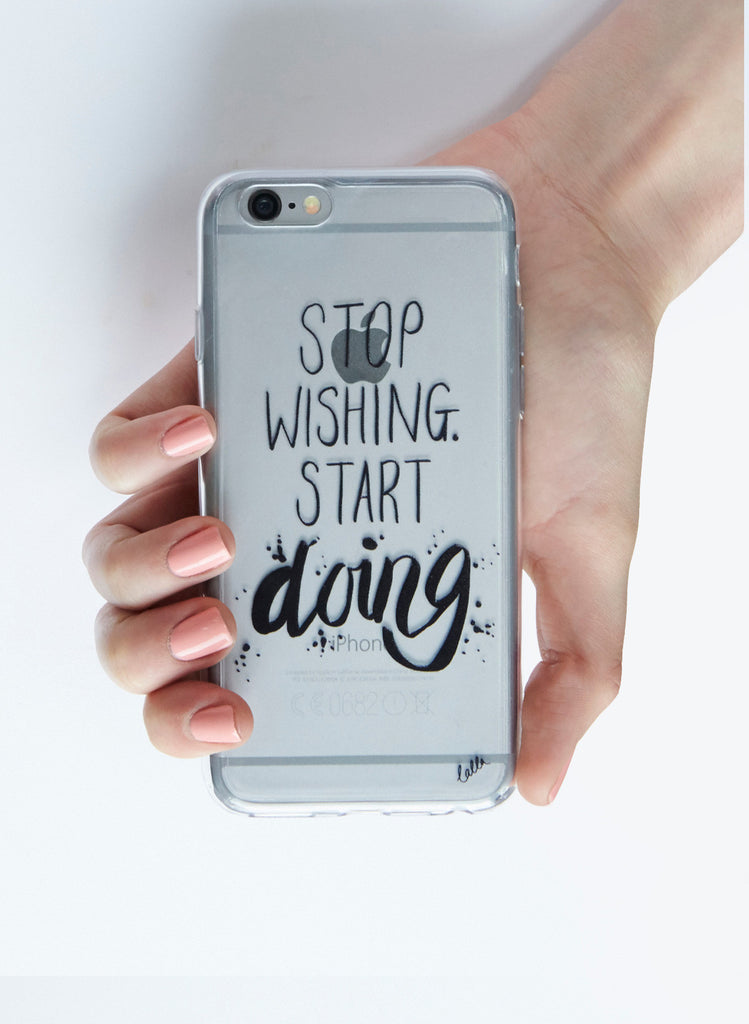 Start Doing - iPhone 6/6S Case