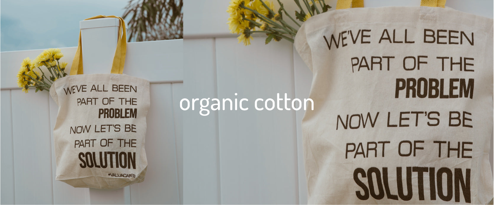 Accessories - Organic Cotton Packaging