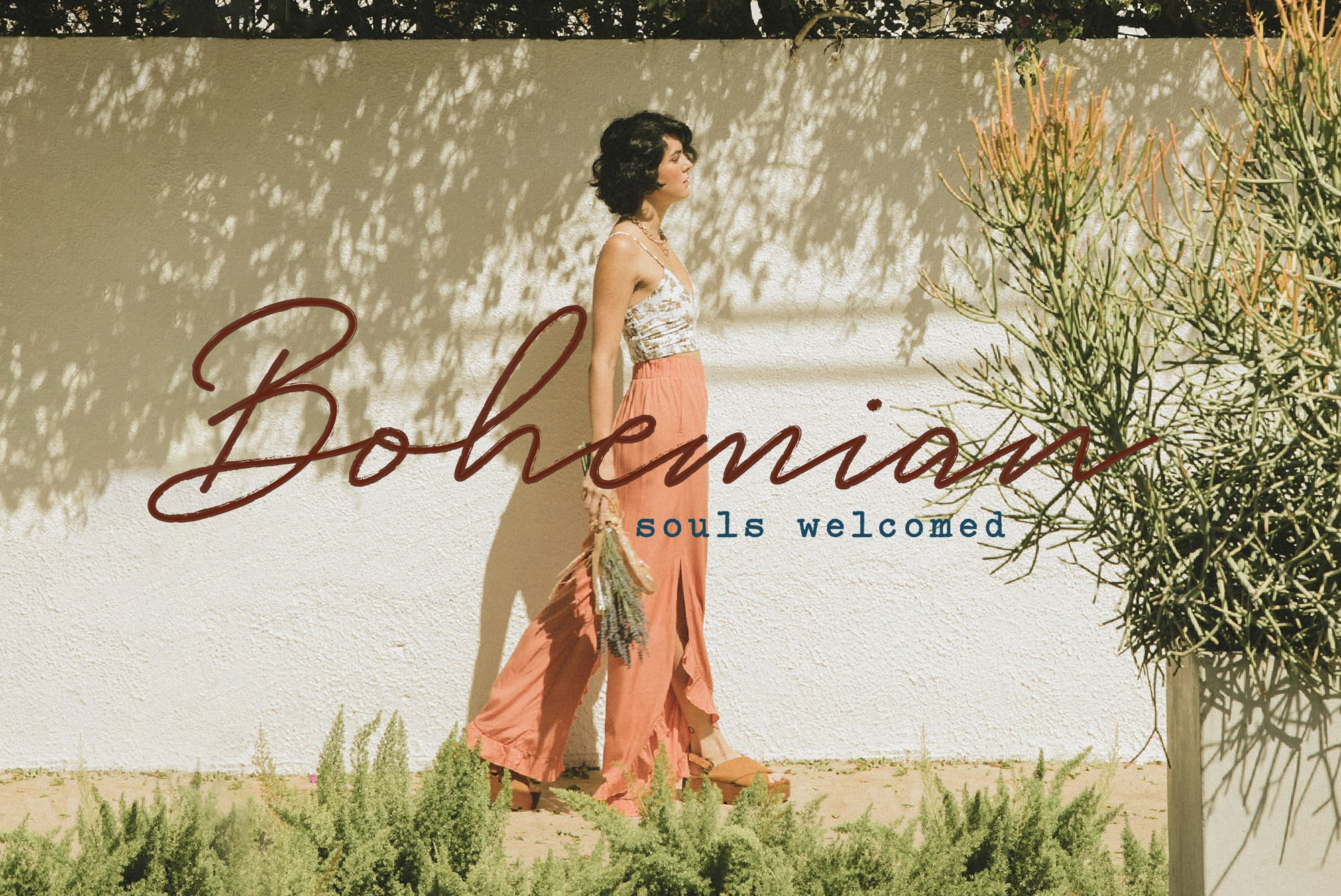 Collection: Bohemian Souls Welcomed