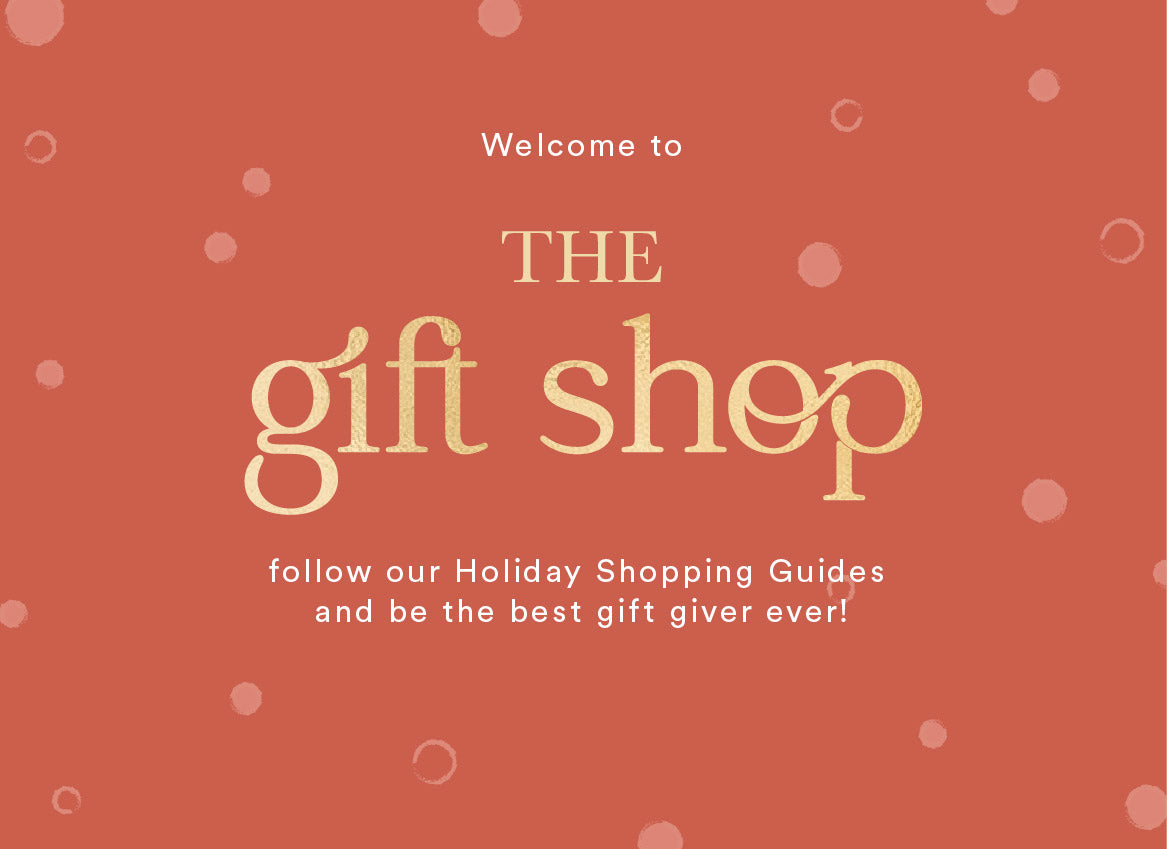 Welcome to the gift shop