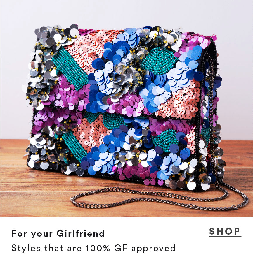 For your girlfriend