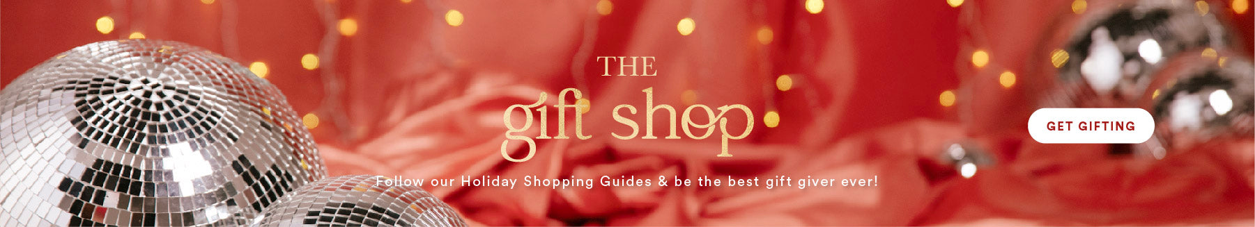 Shop the Valija gift shop, these holidays be the best gift giver ever!