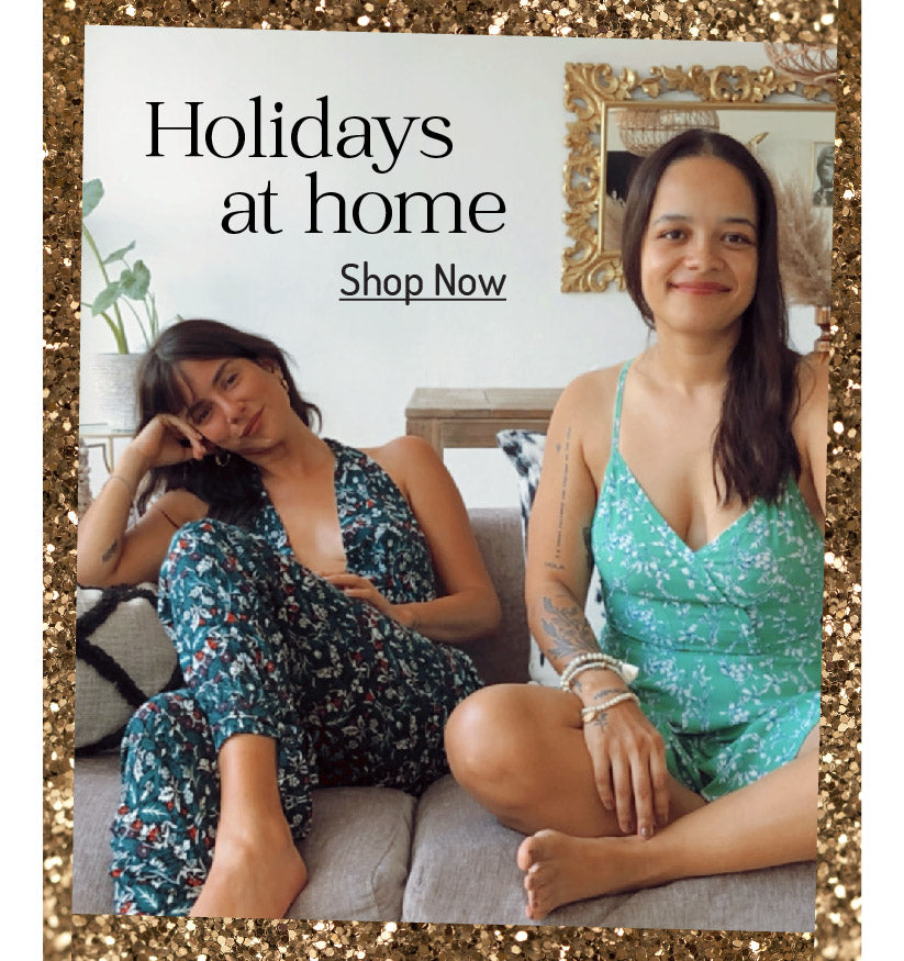 Shop the Holiday at home Collection
