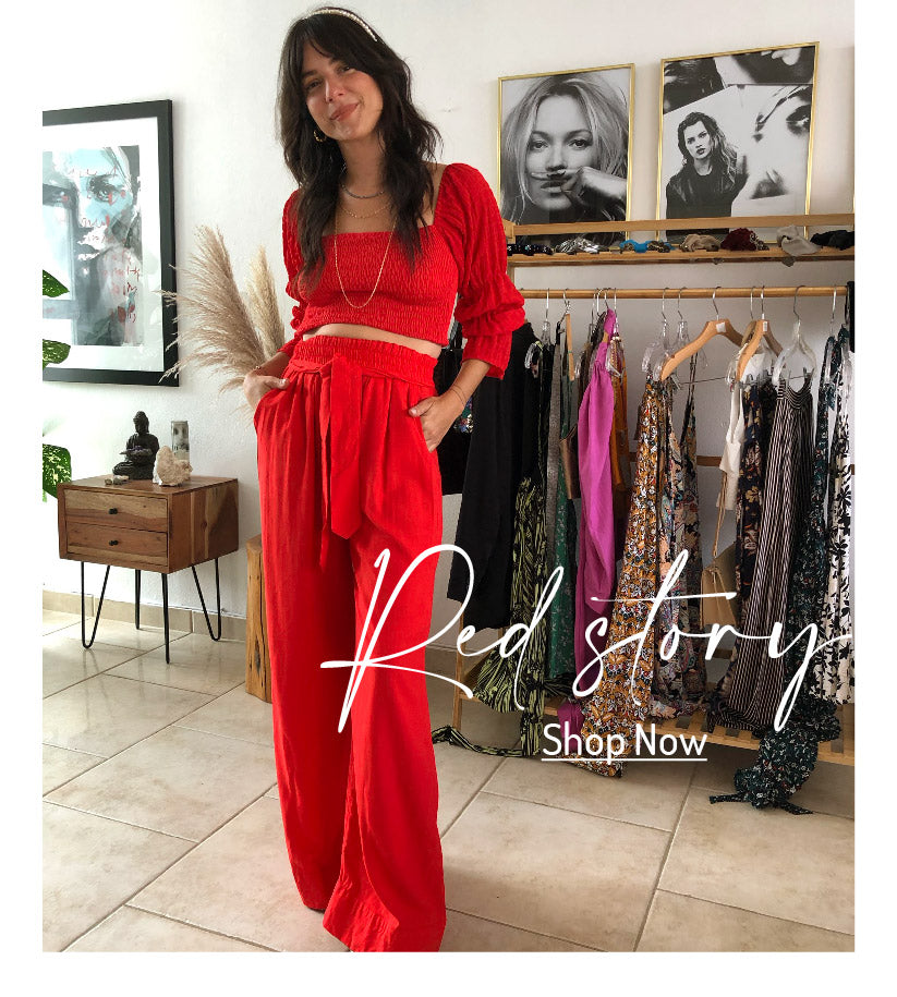 Shop our Red Story