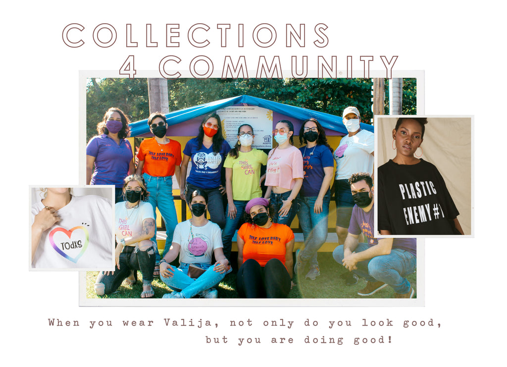 Collections for community