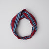STRIPE EUROPEAN HEADBAND