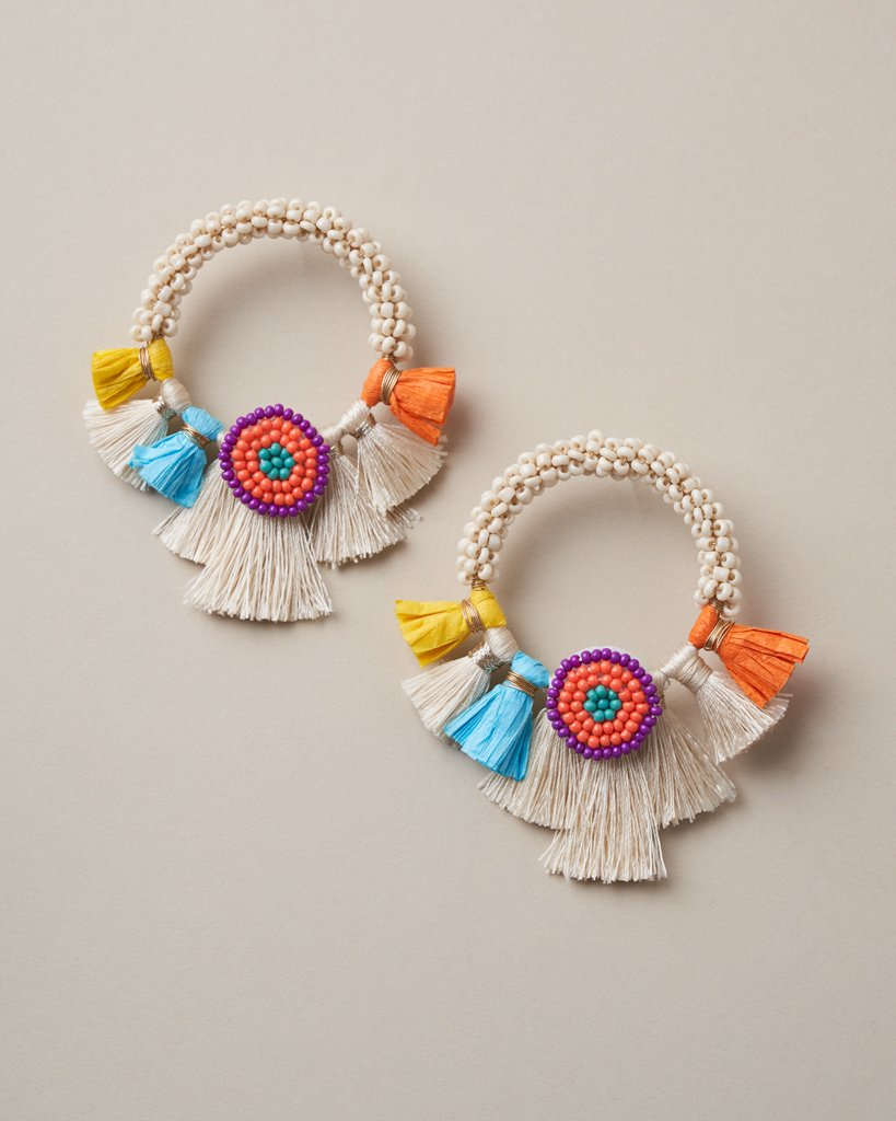 Oaxaca Ring Earring