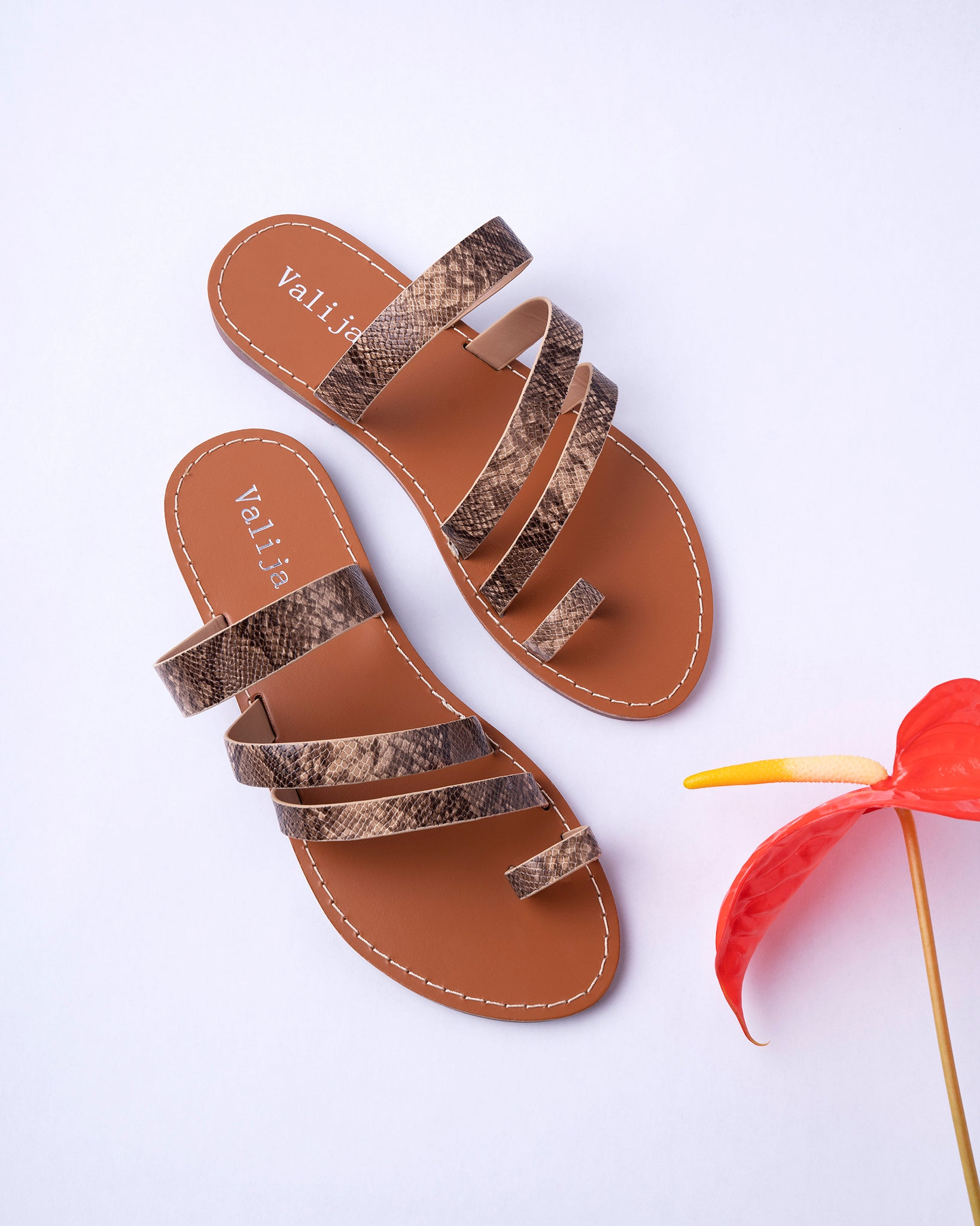 Sunset Sandal