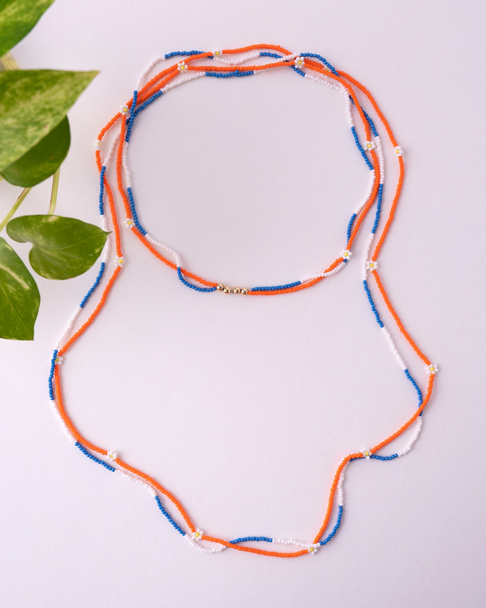 Resort Double Necklace