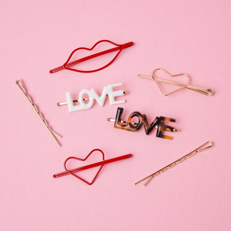 LIPS HAIRPIN SET
