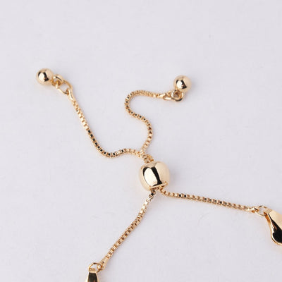 THREE LINE CHAIN BRACELET