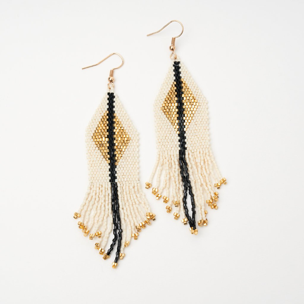 Oaxaca Beaded Earring