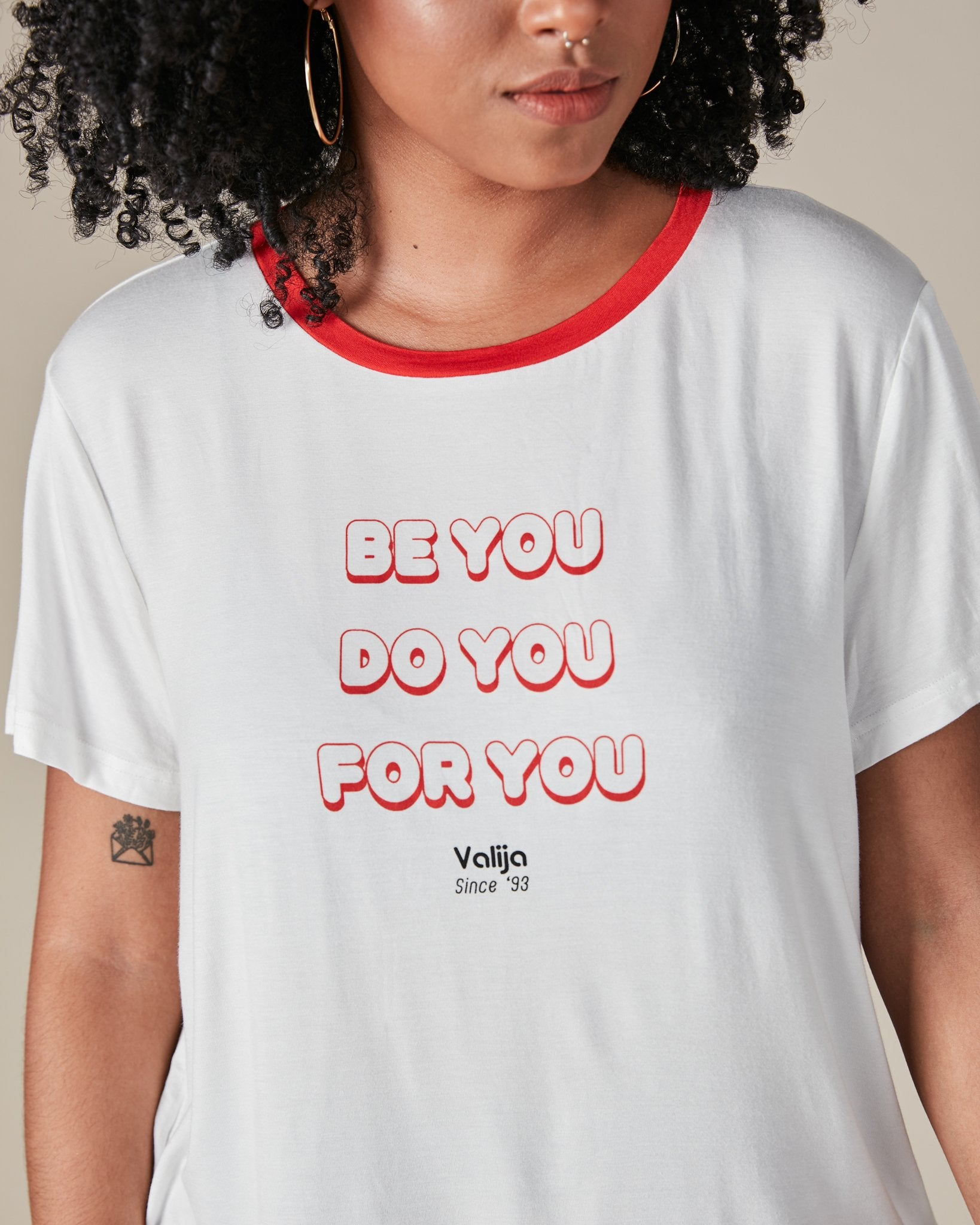 Be You Shirt Top
