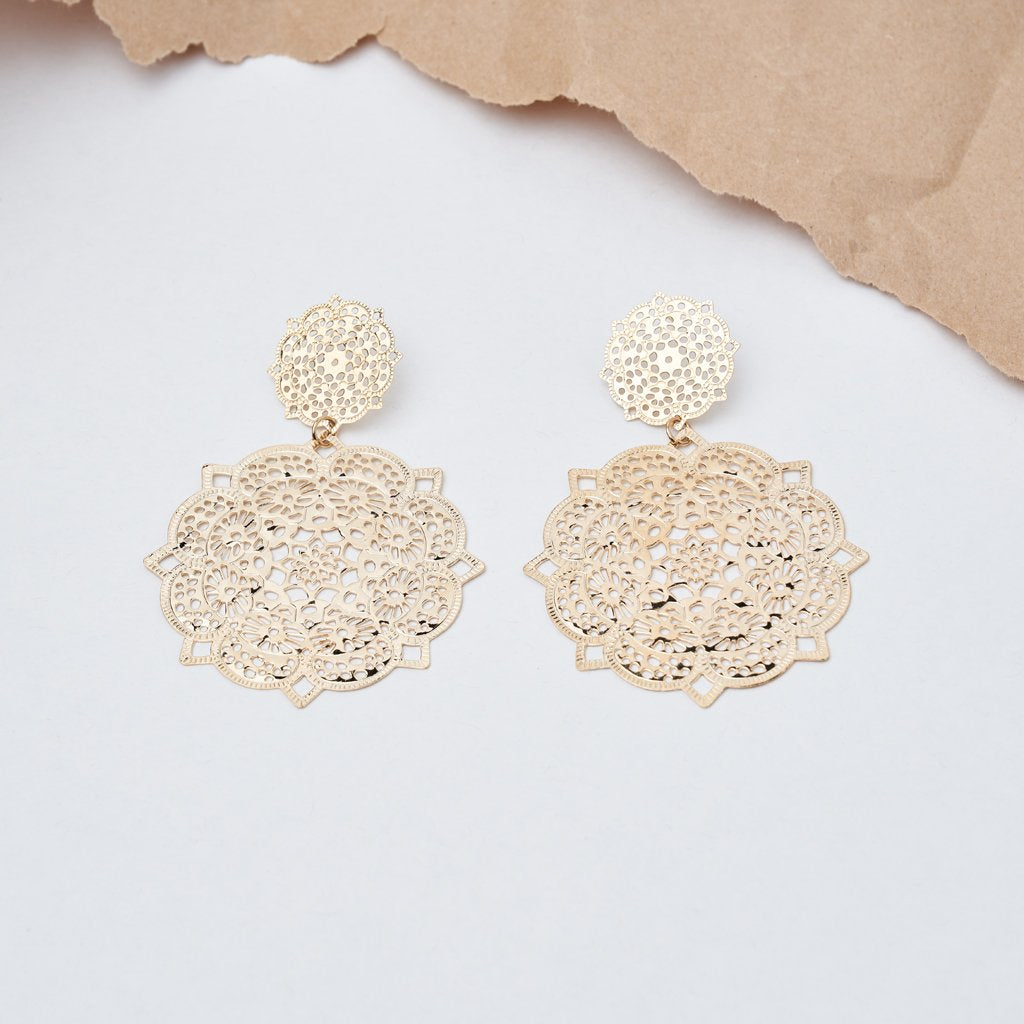 YARA HINDI EARRING