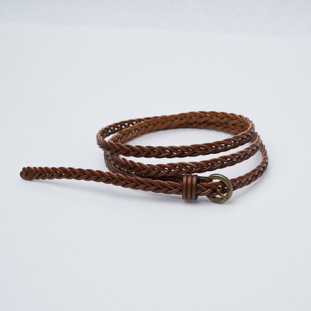 CHIQUI BRAIDED BELT