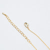 14K GOLD PLATED LOOP LAYERING CHAIN