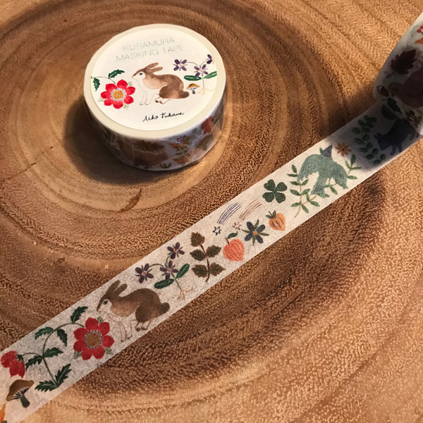 Cozyca Products Spring 2017 Series Masking Tape | 表現社2017春季系列和紙膠帶