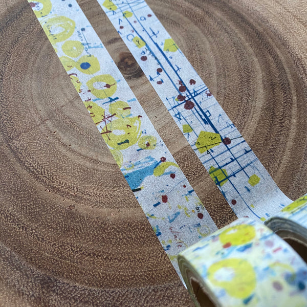 Chamil Garden Washi Tape - Golden Horse Fantastic Film Festival 2020 | 夏米花園 金馬奇幻影展合作聯名款