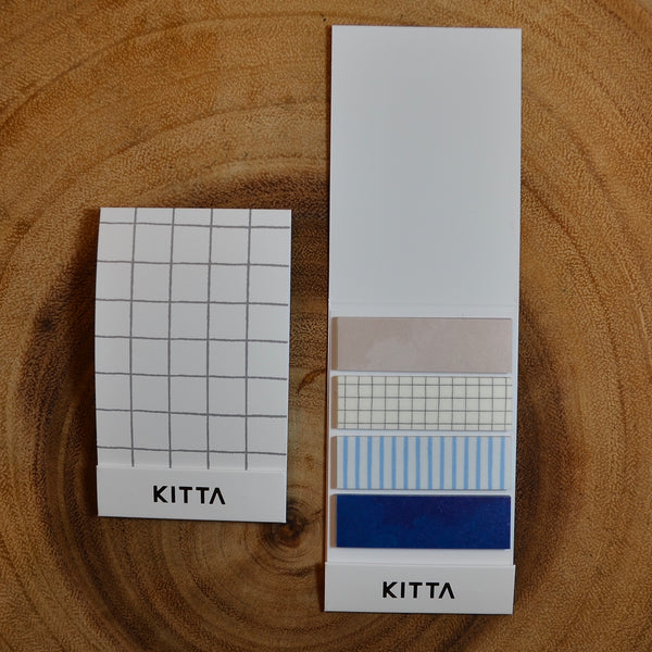 King Jim KITTA Washi Strips, Basic 2018 | 錦宮 KITTA和紙標籤貼紙 基礎系列 2018