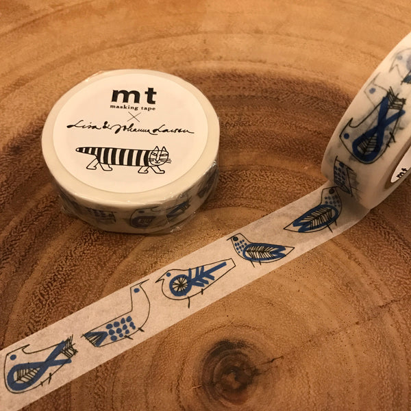 mt Masking Tape mt x Lisa Larson | mt紙膠帶 mt x Lisa Larson聯名款