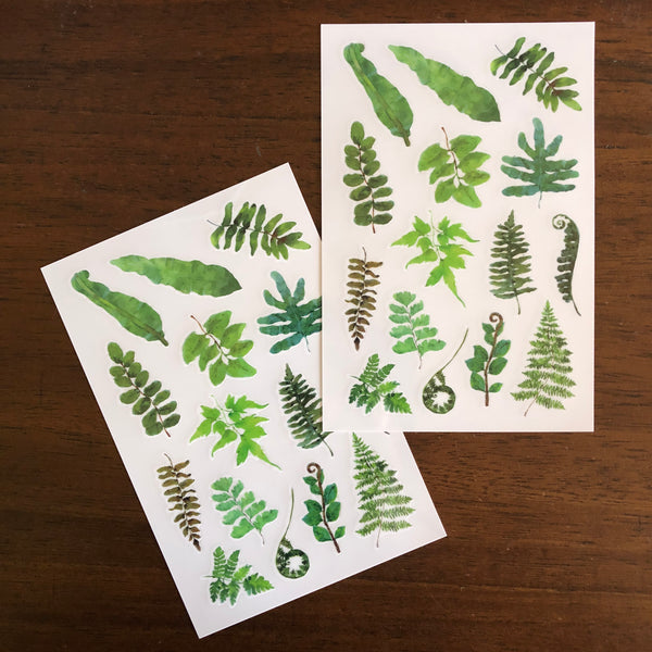 Ours Transfer Sticker Paper, Garden | Ours 轉印貼紙, 花園篇