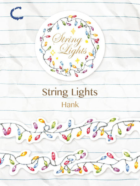 Ours Washi Tape - String Lights