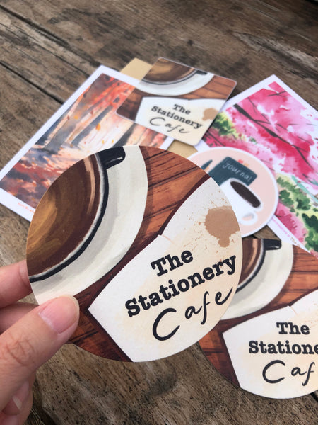 The Stationery Cafe 1 Year Anniversary Swag