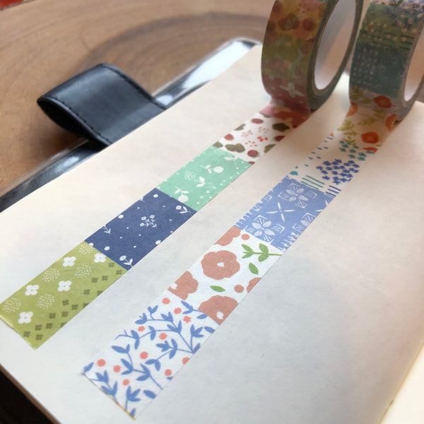 SEITOUSHA Washi Tape, 2019 SKM Exhibition Limited  | 小徑文化 x 星燈社 2019新光展限定