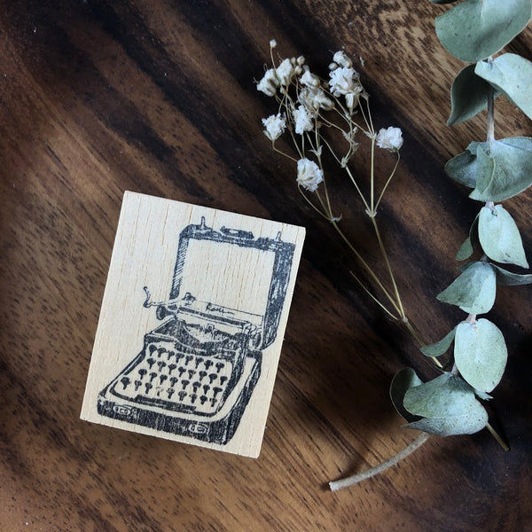 Wali Studio Typewriter Stamp Vol. 2 | 打字機印章 Vol. 2