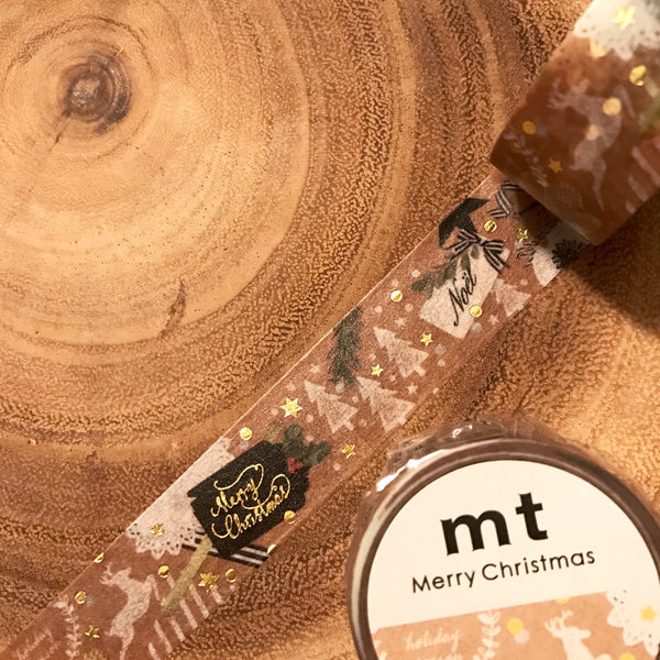 mt Masking Tape 2016 Christmas Collection | mt紙膠帶 2016聖誕系列
