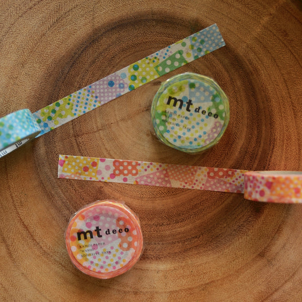 mt Masking Tape 2018 Summer Release DECO | mt紙膠帶 2018夏季新品 DECO系列