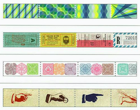 mt紙膠帶 2016夏季新品 fab票券系列 |  mt Masking Tape 2016 Summer Release fab Ticket Collection