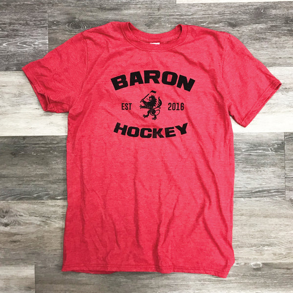 Official Baron Locker Room Tshirt