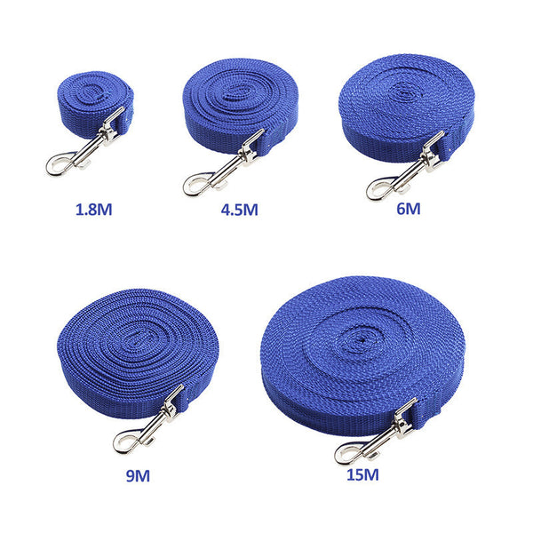 Pet Traction Rope Leash Trainging Lead Chain Strip