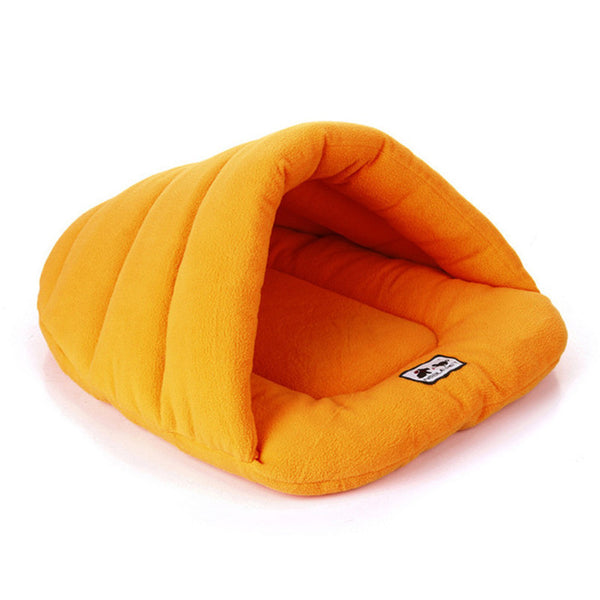 Polar Fleece Dog Bed