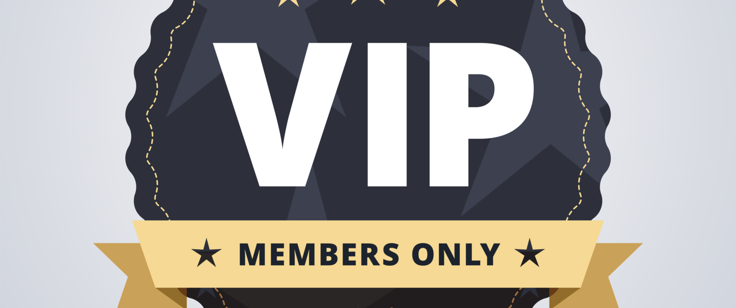 Create a members-only store | Blimpon