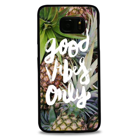 "Good Vibes Only ""Pineapple"""