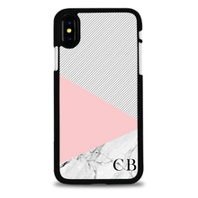CMB Striped Pink Marble