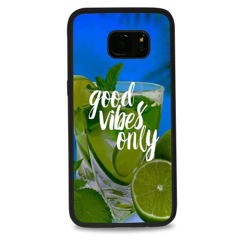"Good Vibes Only ""Limes"""