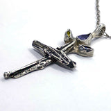 Branches Cross Pendant