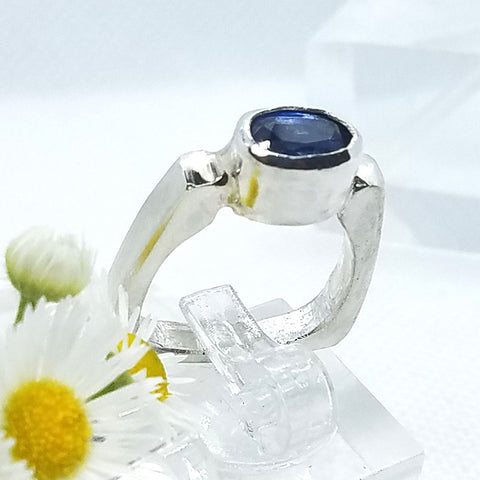 Cleansing Kyanite Ring