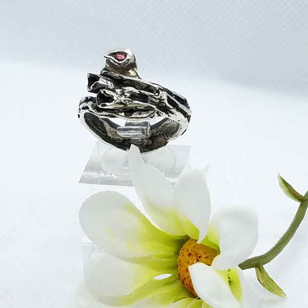 Lillies Ring