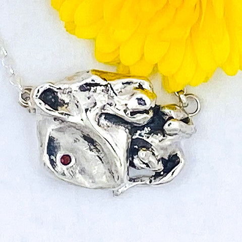 Tiger & Cub Pendant - Limited Edition