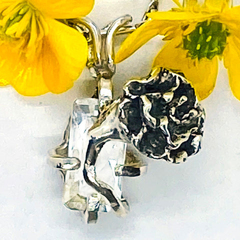 Birth Month Flower Pendant - October